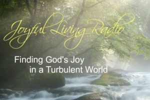 Featured on Joyful Living Radio, Liberty in Christ Ministries