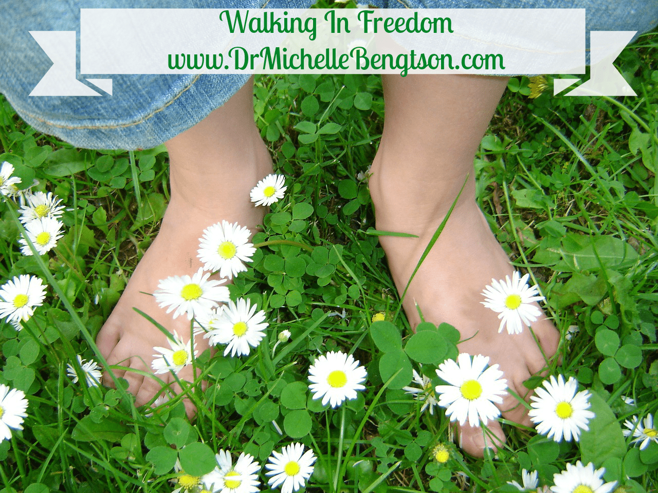 Walking In Freedom