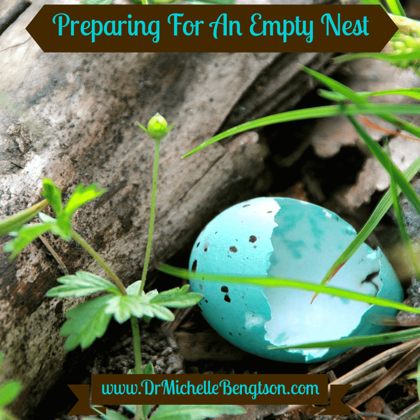 Preparing For an Empty Nest