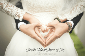 Truth: Your Source of Joy