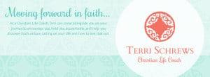 Moving Forward in Faith with Terri Schrews