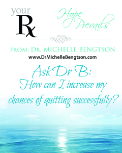 Quit Successfully by Dr. Michelle Bengtson