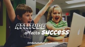 Attitude Affects Success by Dr. Michelle Bengtson on FGGAM