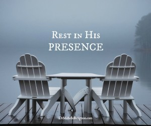 Rest in His Presence by Dr. Michelle Bengtson