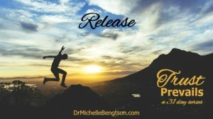 Release by Dr. Michelle Bengtson