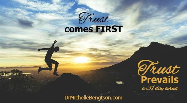 Trust Comes First