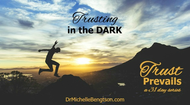 Trusting in the Dark