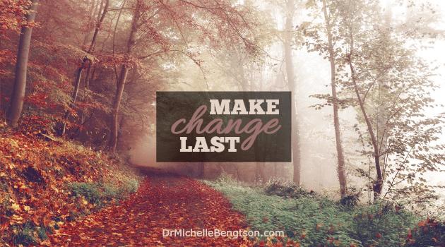 Make Change Last