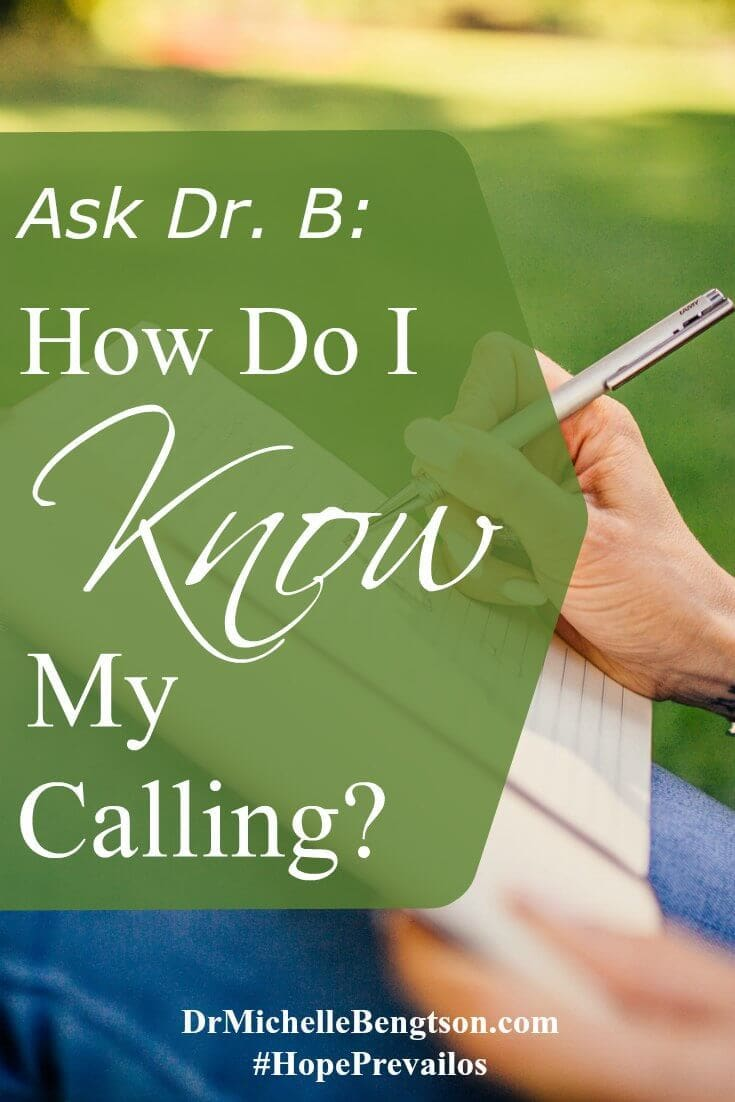 You were created for a purpose that God planned in advance for you to do. How do you figure out what His will is for your life? Read more for tips on finding your calling.
