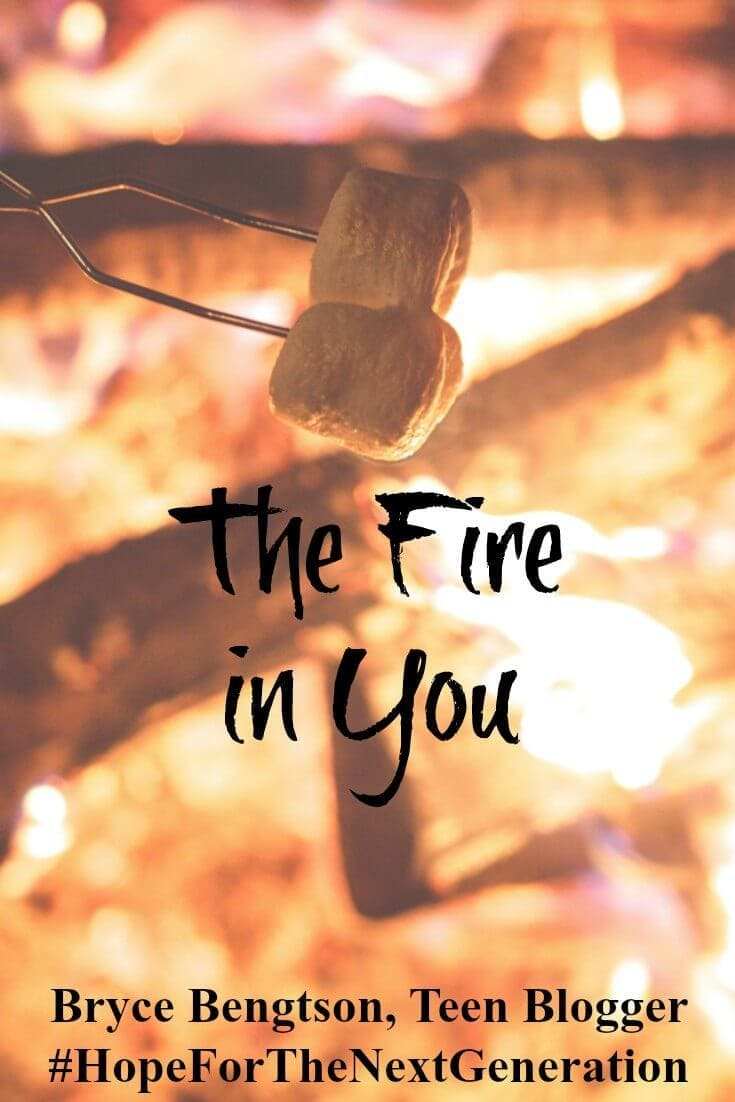 When the devil tries to use a situation to harm you, God can take it and turn it into a time to learn and turn your dial to make your flame burn hotter and brighter. God's amazing. Let's face it! Christian Inspiration for adolescents.