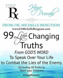 99 Life Changing Truths from God's Word to Speak Over Your Life to Combat the Lies of the Enemy Free Offer