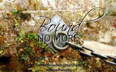 Bound No More