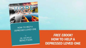 Free eBook! How to Help a Depressed Loved One