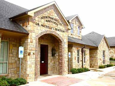 Neuropsychology Associates of North Texas Associates office building