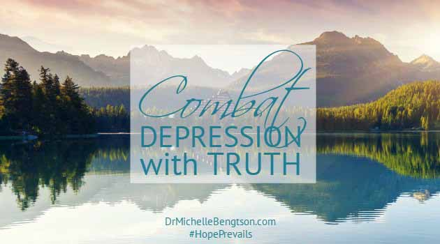 Combat Depression with Truth
