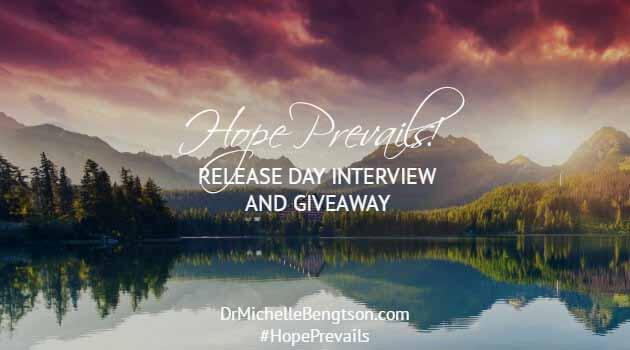 Hope Prevails! Release Day Interview and Giveaway