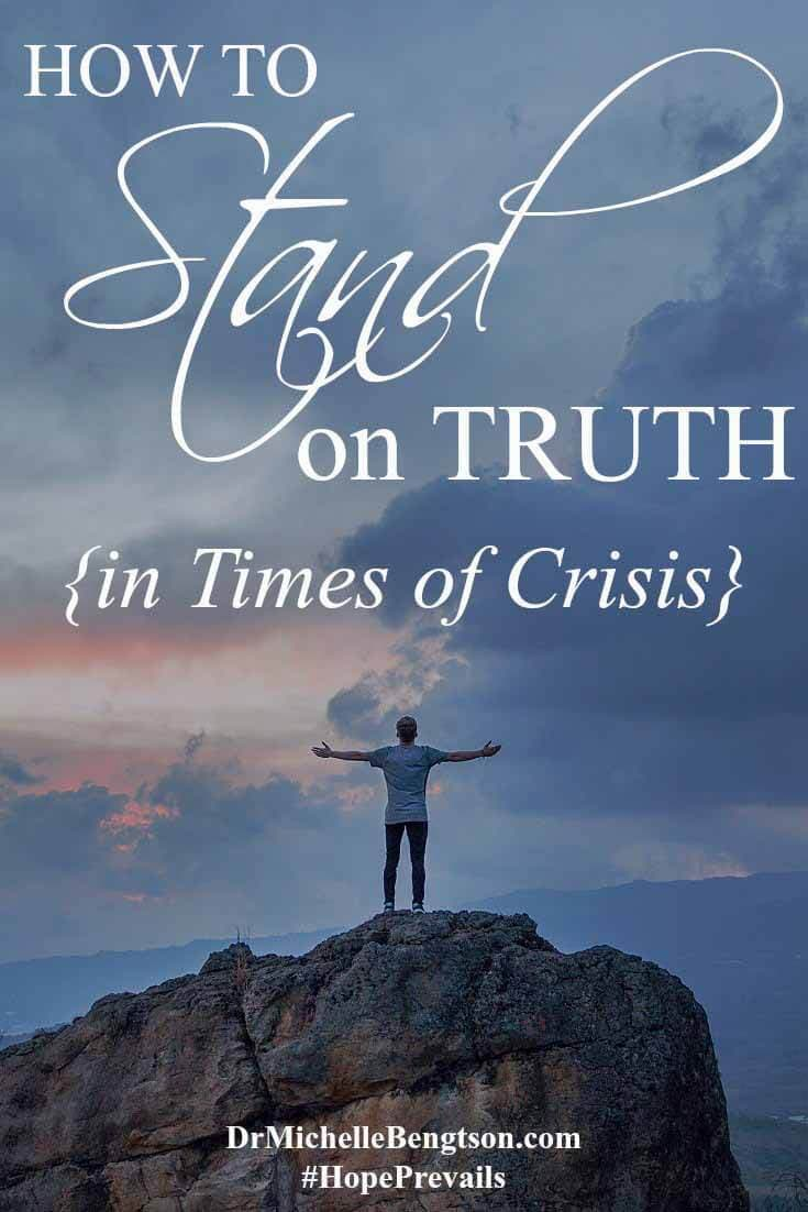 In times of crisis, how do you stand on truth and the promises of God? Have you ever had to borrow hope while the Lord strengthened your resolve? Find out more about trusting God in the midst of the storm.