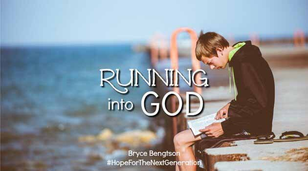 Running into God