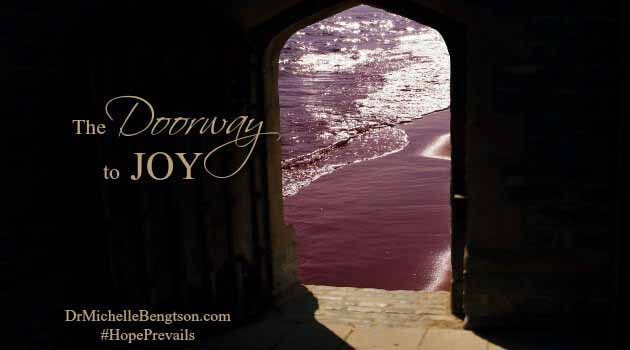 The Doorway to Joy