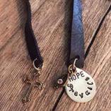 black-leather-bookmark
