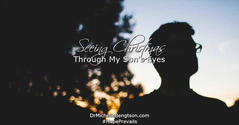 Seeing Christmas Through My Son's Eyes
