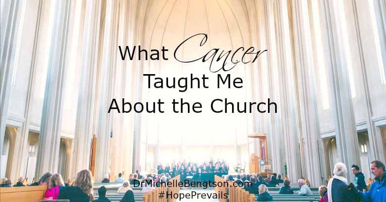 What Cancer Taught Me About the Church
