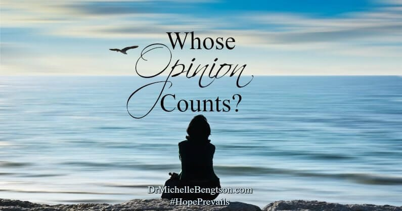 Whose Opinion Counts?
