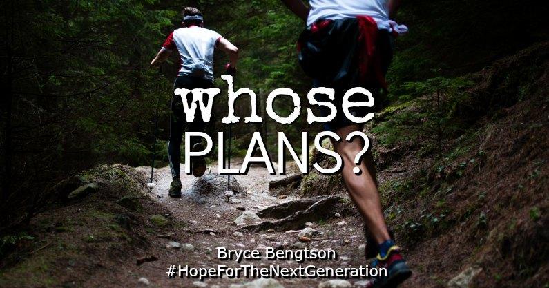 Whose Plans?