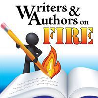 Podcast/radio interview on Writers & Authors on Fire