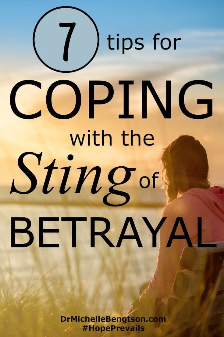 Brokenhearted. Crushed in spirit. Just a few words that relate to the pain of betrayal and unjust accusations. These 7 tips will help you cope with betrayal and draw near to the Lord in your time of need.