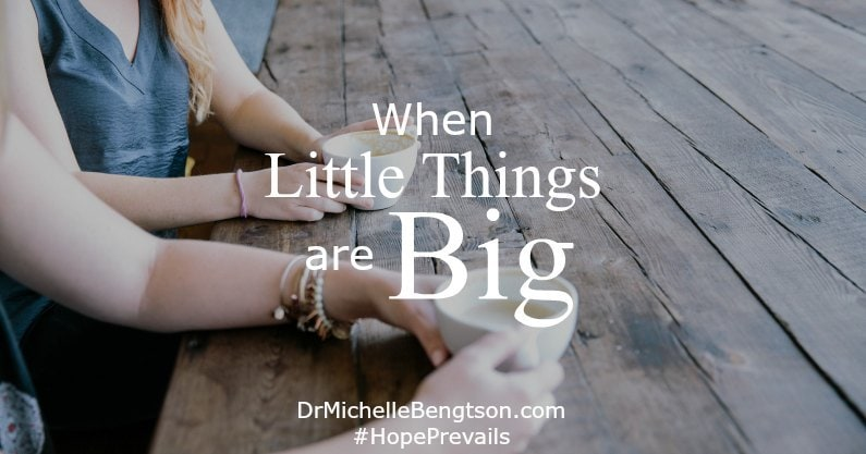 When Little Things are Big