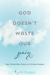 God doesnt waste our pain. #HopePrevails #BibleStudy