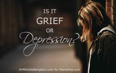 Is It Grief Or Depression?
