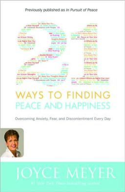 21 Ways to Finding Peace and Happiness: Overcoming Anxiety, Fear, and Discontentment Every Day by Joyce Meyer provides 21 practical tips to overcome anxiety, fear and discontentment.