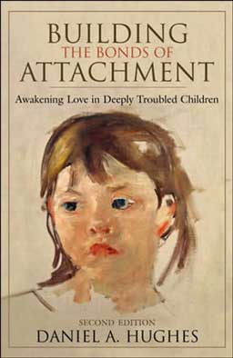 Building the Bonds of Attachment a book written for social workers, therapists and parents who assist children with reactive attachment disorder.