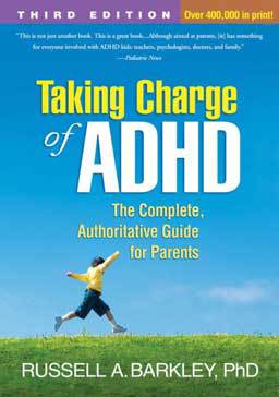 Taking Charge of ADHD empowers parents with knowledge, expert guidance, and confidence