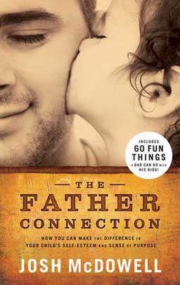 in The Father Connection: How You Can Make the Difference in Your Child's Self-Esteem and Sense of Purpose embrace ten parenting qualities that make all the difference in a child, giving their self-esteem and purpose a boost.