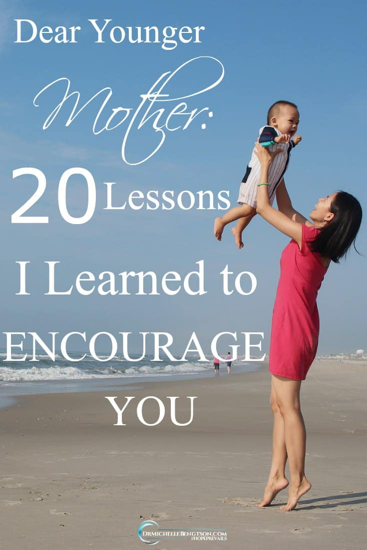 Have you dreamed of what motherhood would be like? I did. I wish as a younger mother I would have had the benefit of the wisdom and encouragement in this post. #encouragement #Motherhood