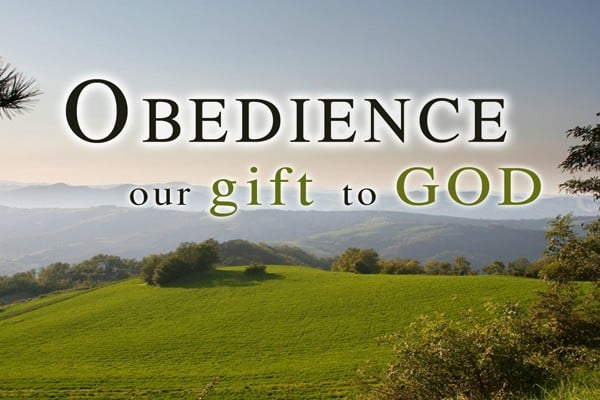 Peace in Obedience