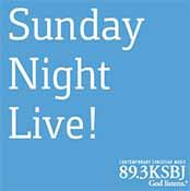 Dr. Michelle Bengtson with Kim Wier on Sunday Night Live! 89.3 KSBJ
