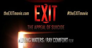 Dr. Michelle Bengtson and Hope Prevails are referenced in The Exit Movie: The Appeal of Suicide #theEXITmovie