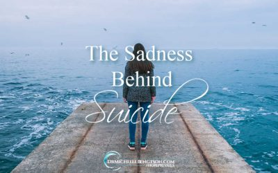 The Sadness Behind Suicide