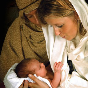 Mary was Expectant