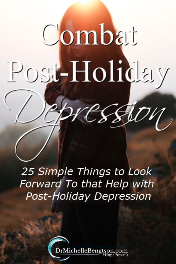 Are you having a hard time resuming your normal daily activities after the holidays? You may be suffering from post-holiday depression or the blues. There is hope to overcome. Read more here for some ways to fight back. #postholidaydepression #depression #winterblues #mentalhealth