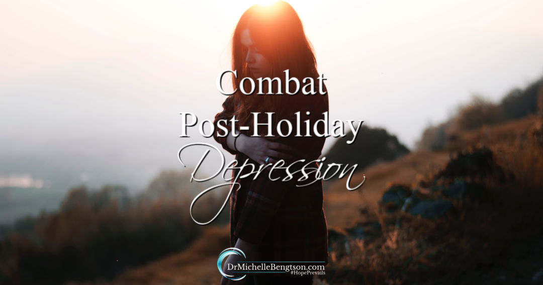 Combat Post-Holiday Depression
