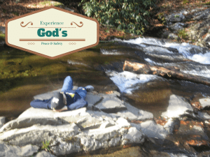 Experience God's rest