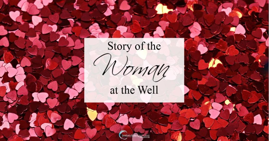 In the story of the woman at the well, Jesus gets to the heart of matters.