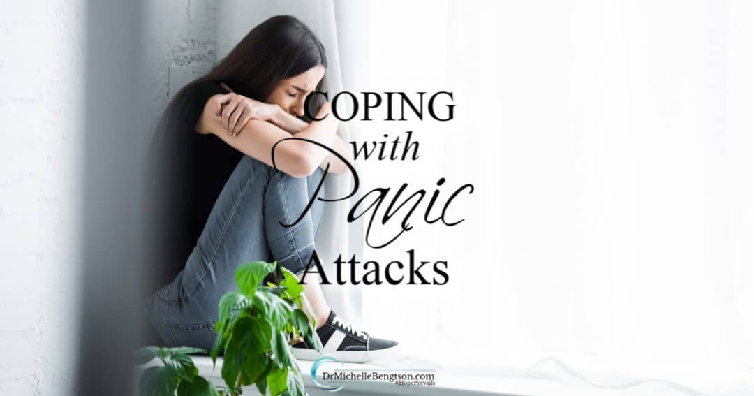 Tips for managing stress and coping with panic attacks.