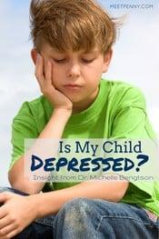Is My Child Depressed?