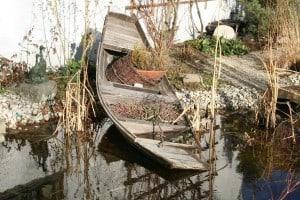 A broken boat doesn't sail